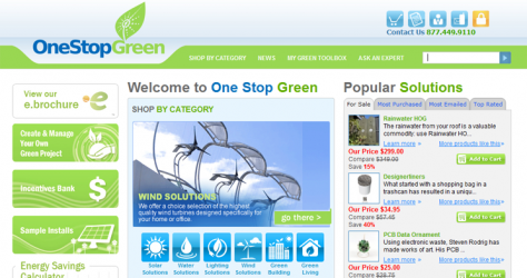 One Stop Green SEO