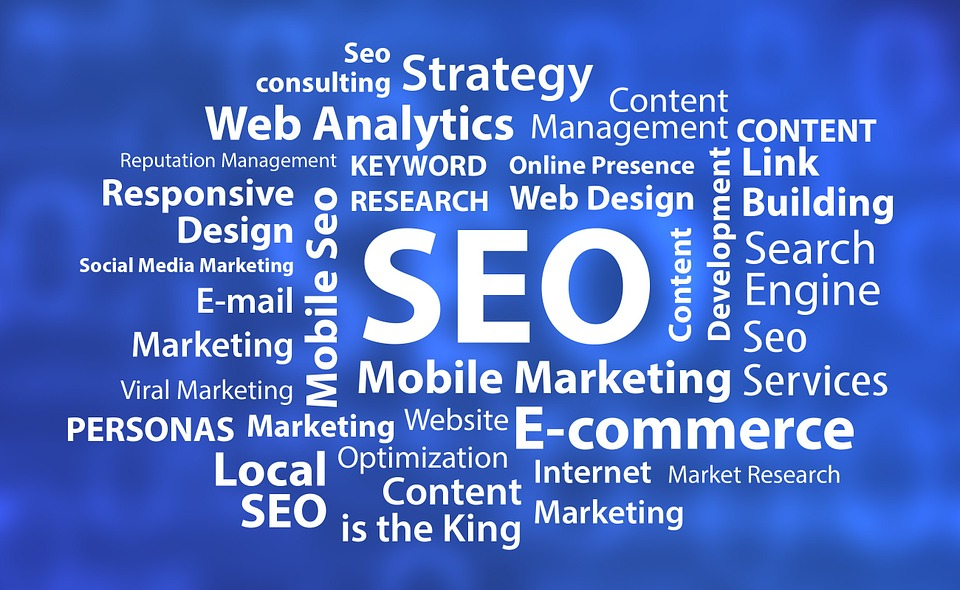 Professional SEO SEM SMM Services