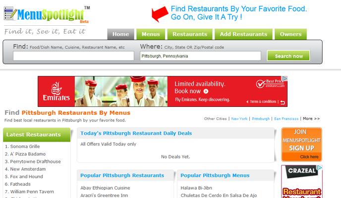 SEO & SMM for Food Website