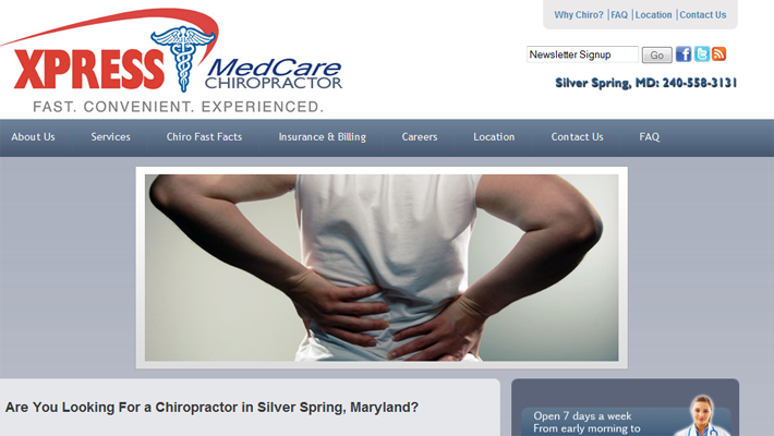 SEO for Medical Site